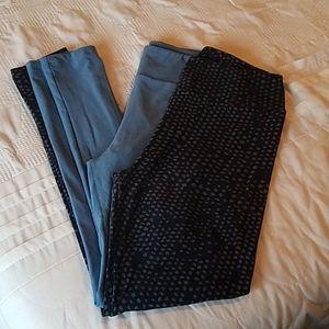 Bundle of Lularoe One Size Leggings